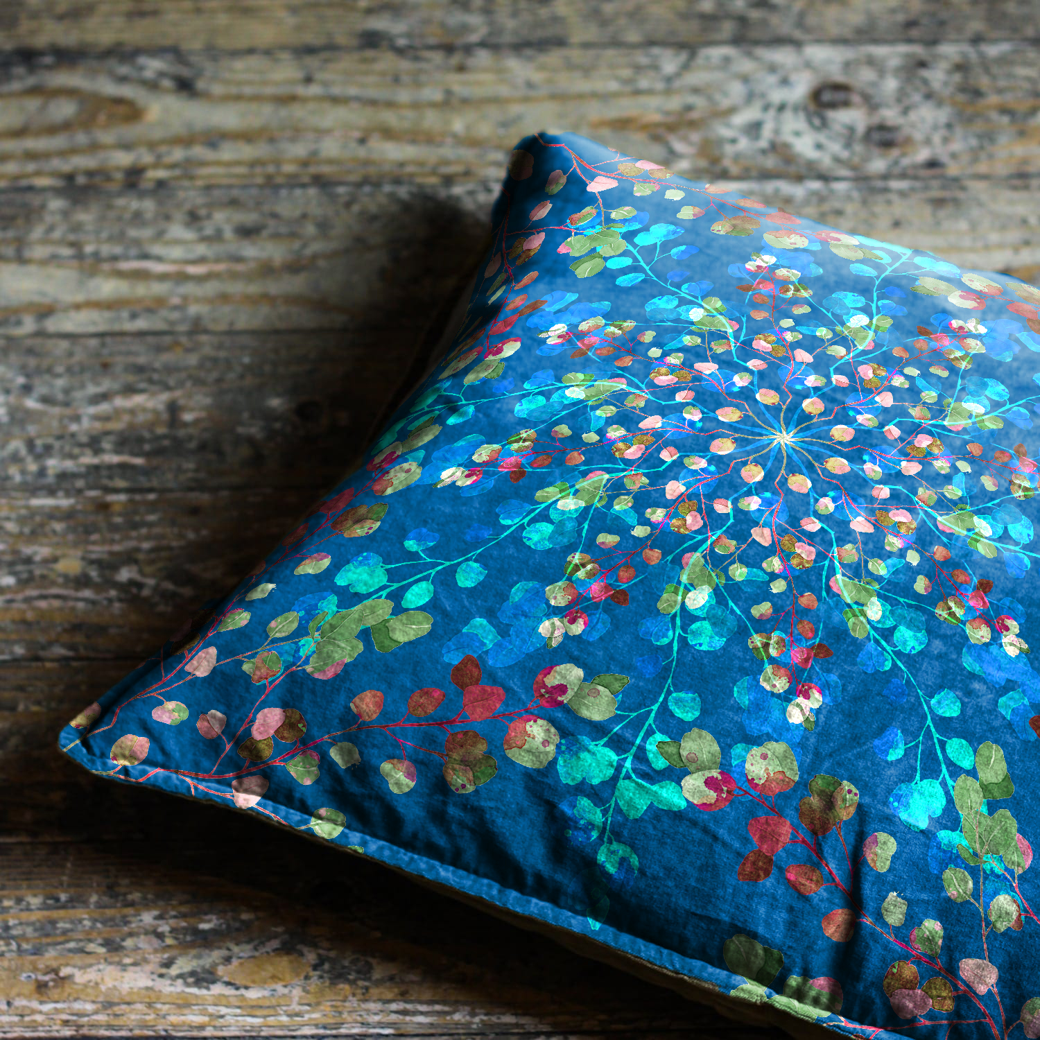 Dollar Eucalyptus Cushion from £24