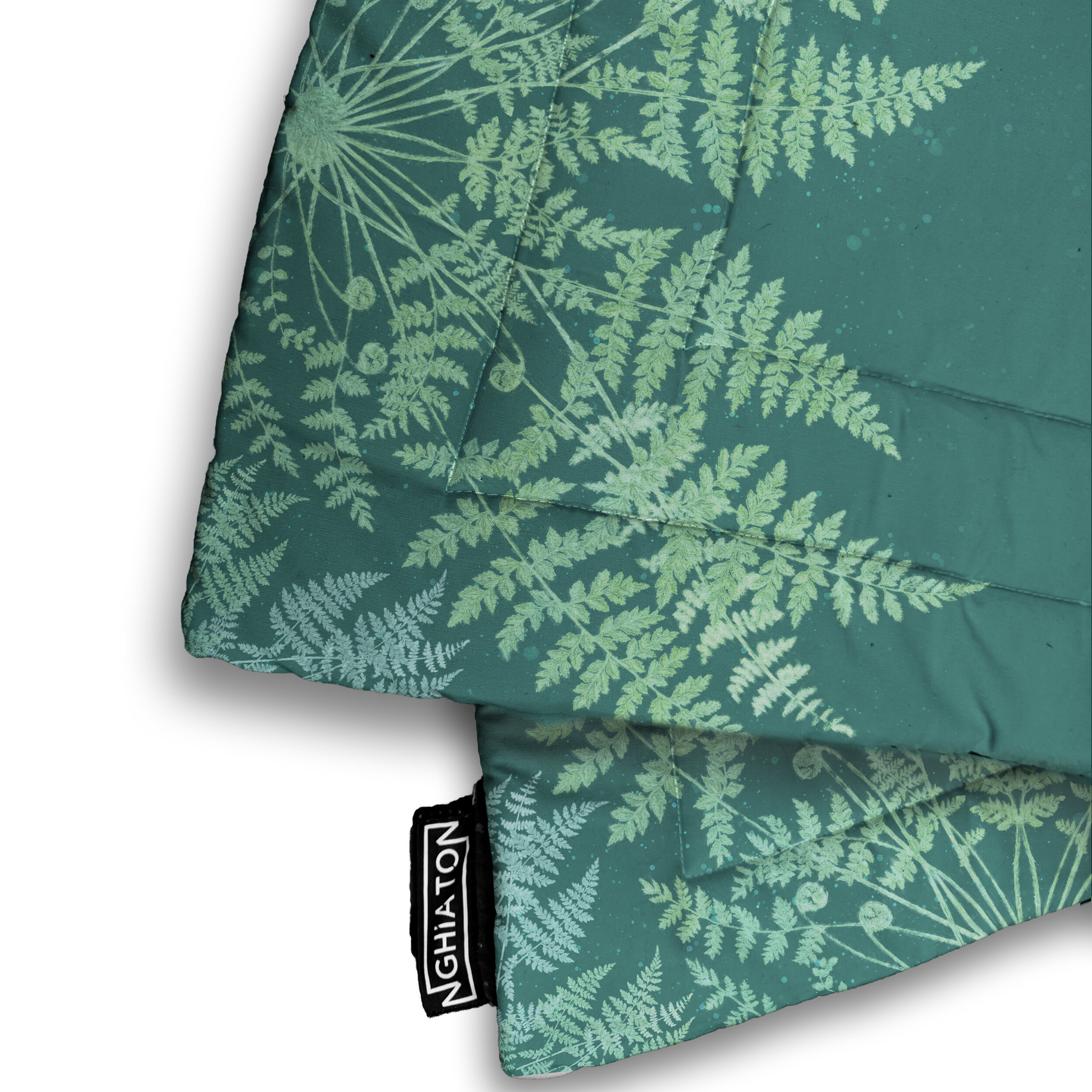Enfern Quilted Blanket