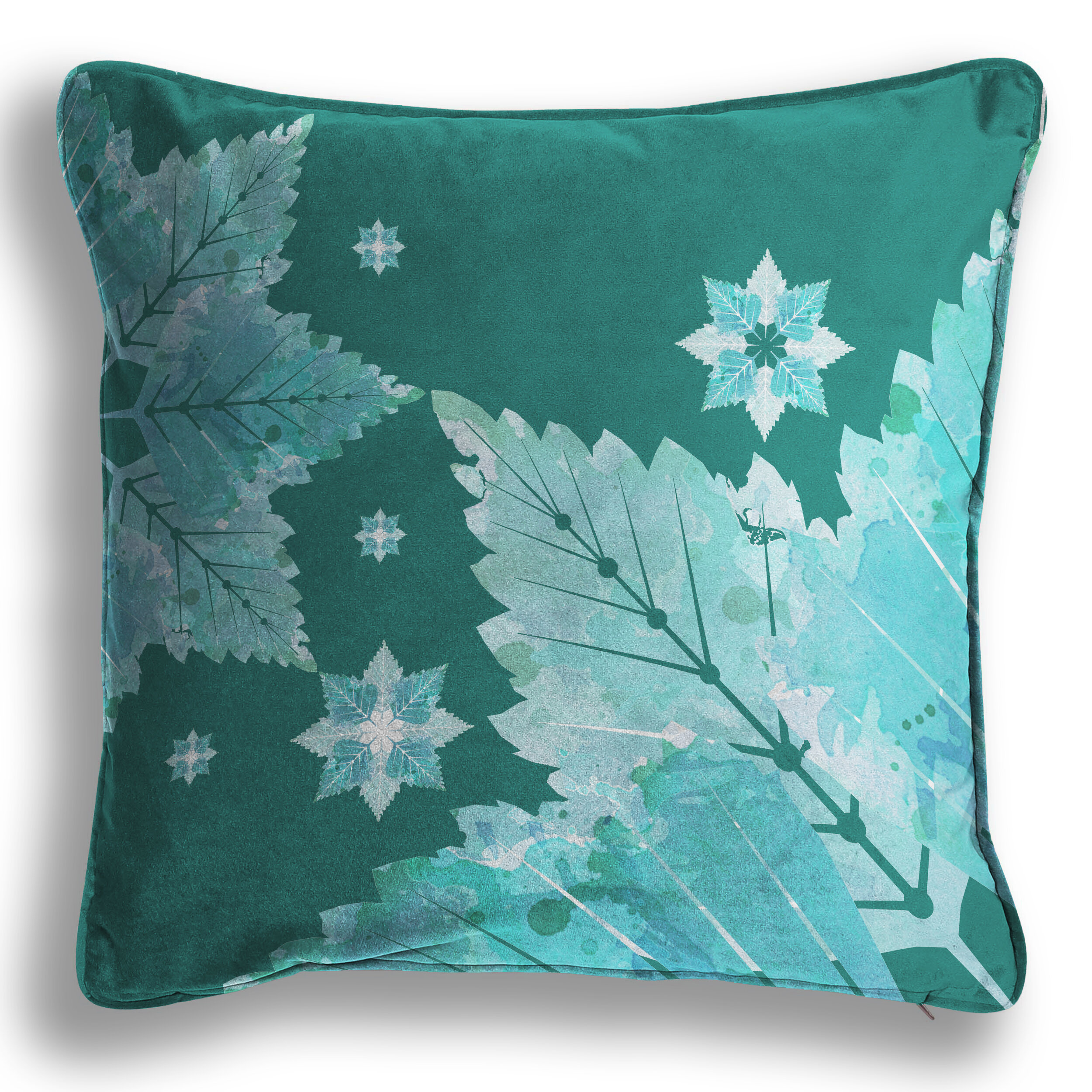Frosty Birch Cushion