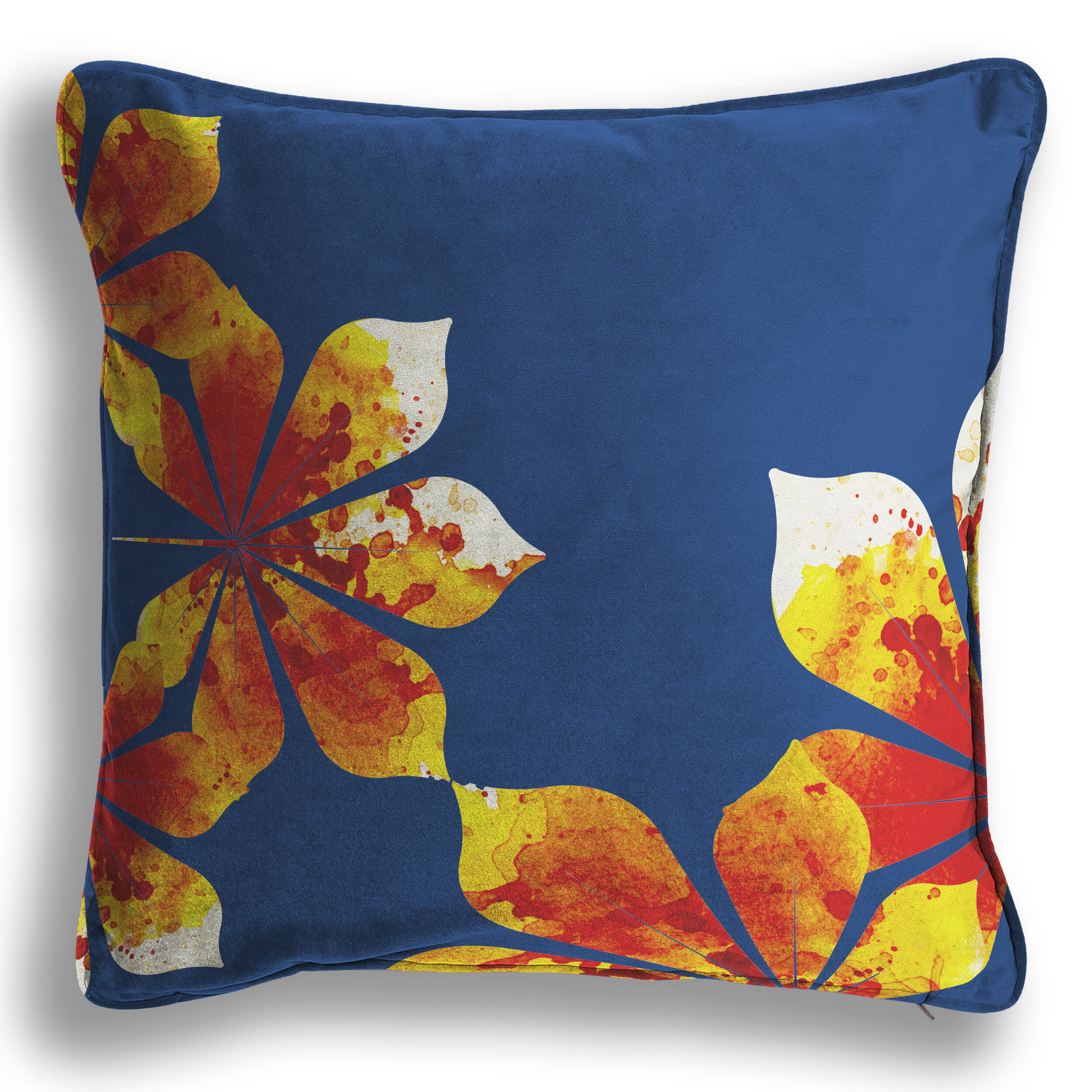 Midnight Horse Chestnut Cushion