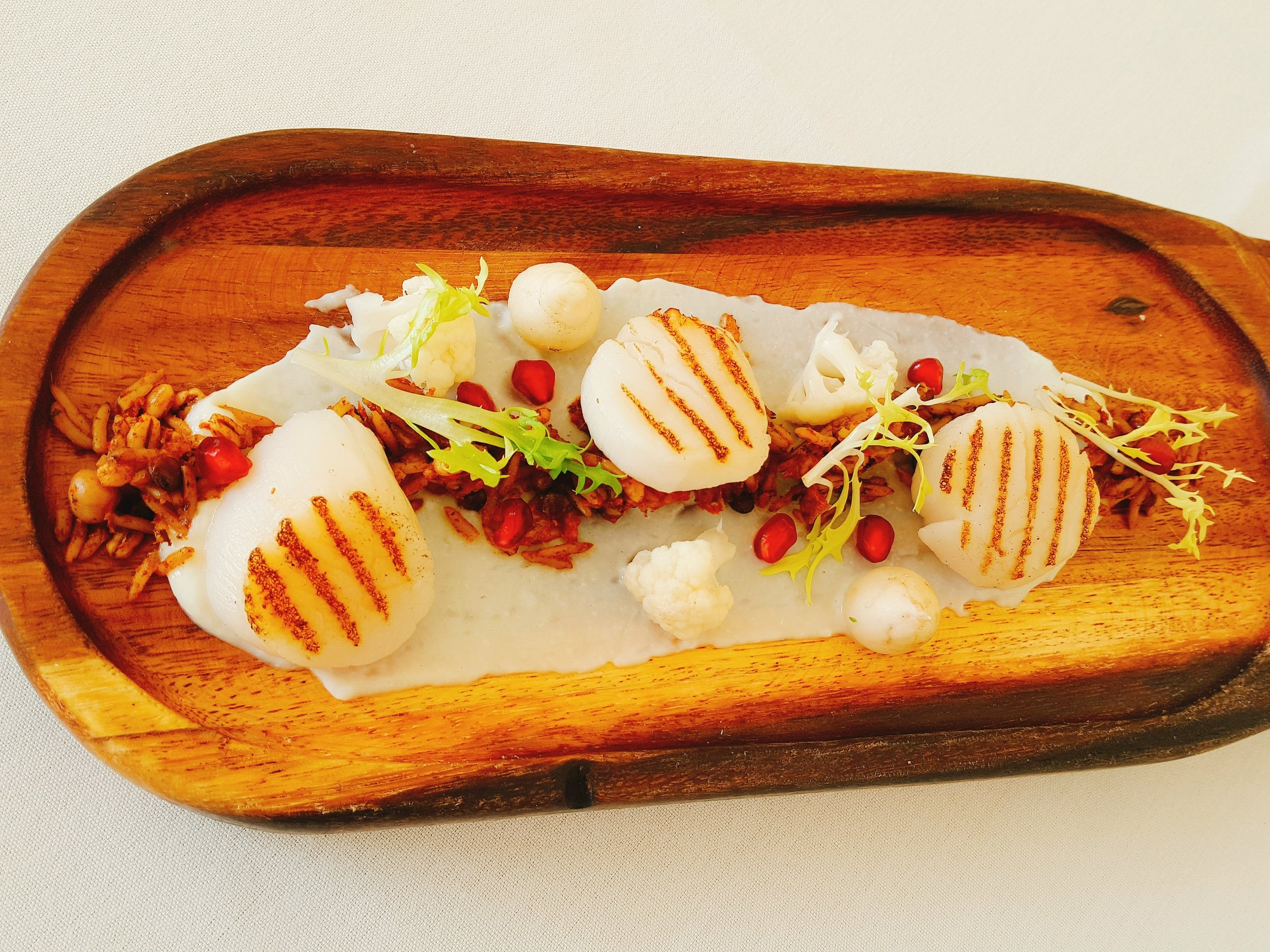 Scallops & Cauliflower Puree.jpg