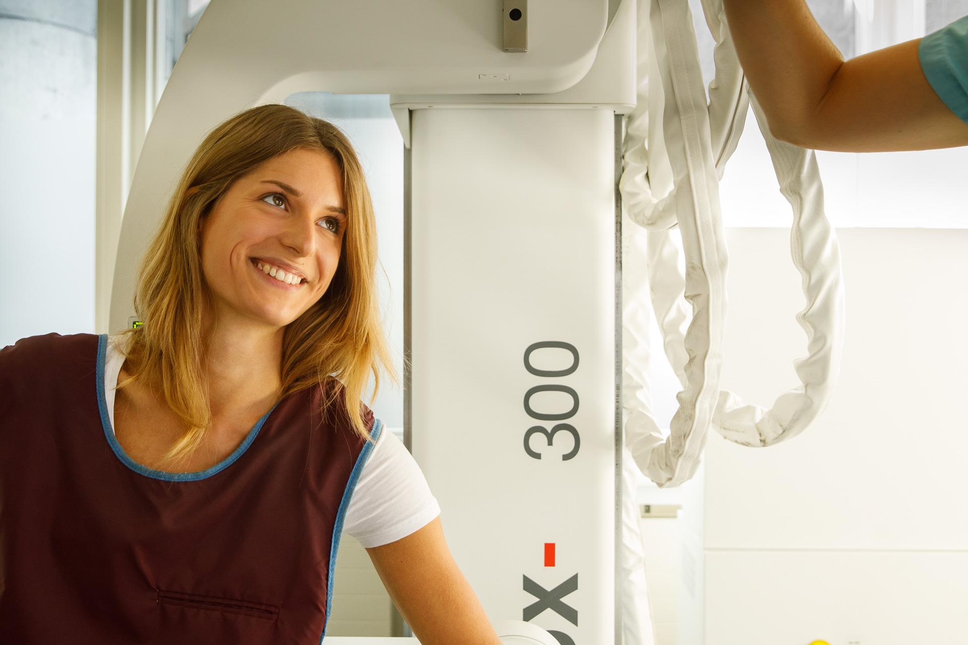 Airport Medical Center Portrait Praxis und Mitarbeitende, Webauftritt