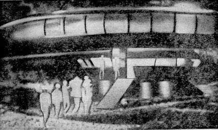An image based on the Hill's early sketches