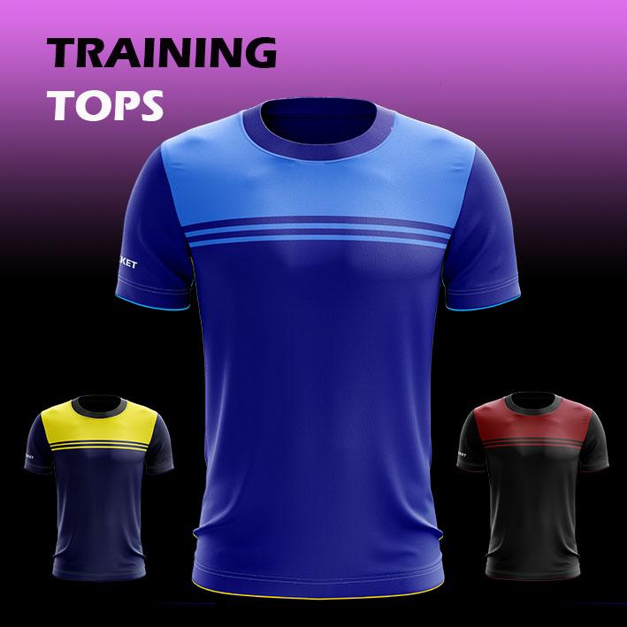 Training Top Green/Black