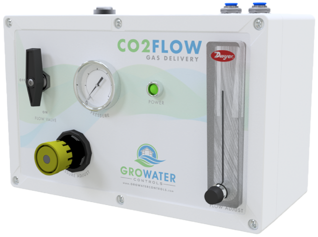 Growater CO2 Delivery System