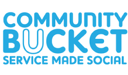 COMMUNITY BUCKET - Connect with great people who also want to make a positive impact in the community.