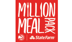 Support team - Join the Atlanta Hawks and State Farm for a HUGE 1 million meal pack as a Support Team volunteer on Oct. 5!