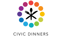 """civic dinners - Help make Atlanta a """"Loveable City"""" - a new campaign from our friends at Civic Dinners."""