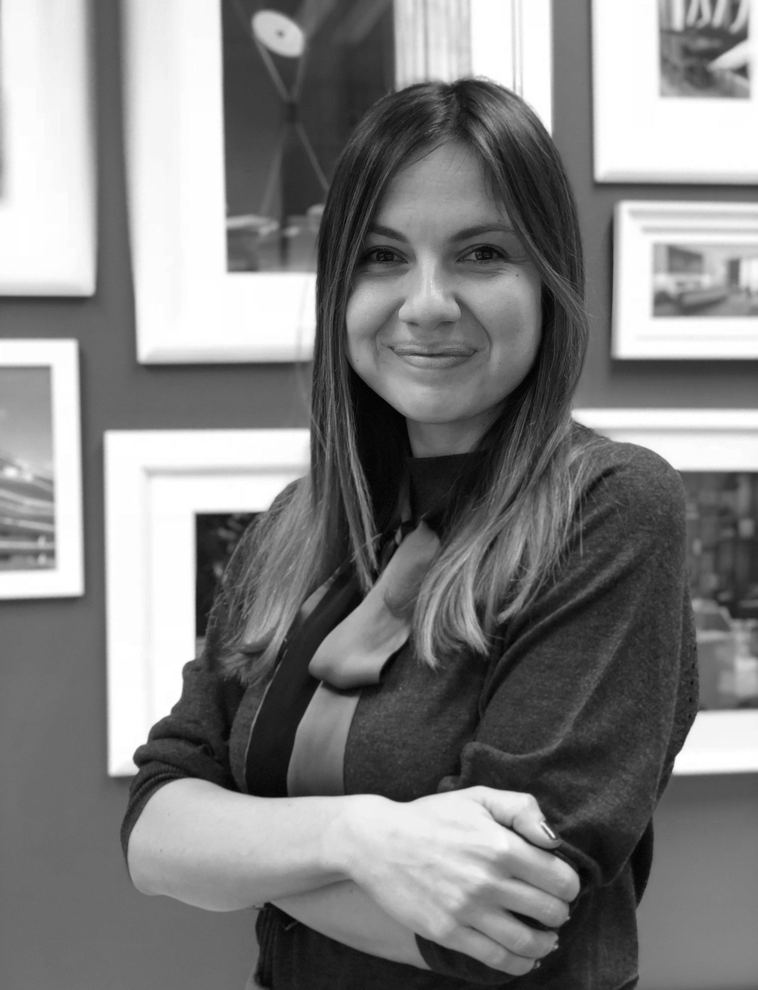 Lana Petrak, Senior Architect