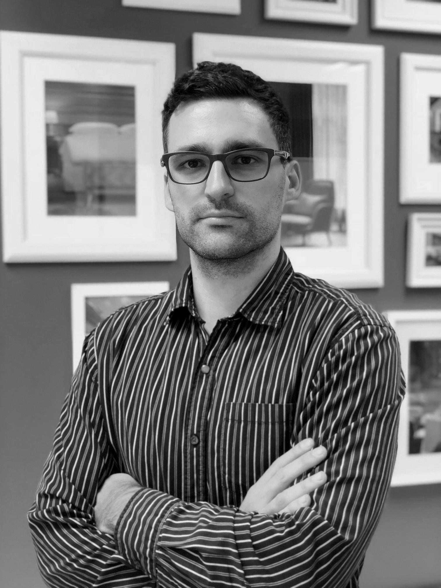 Mišel Kitić, Architect