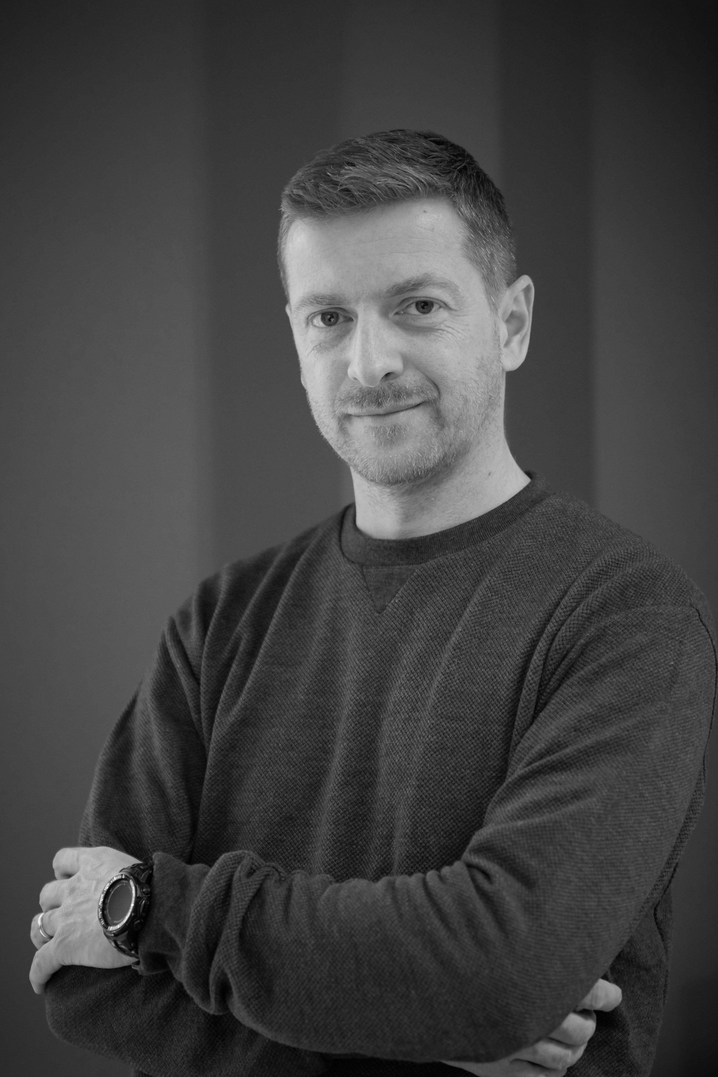 Uroš Vasiljević, Senior Architect