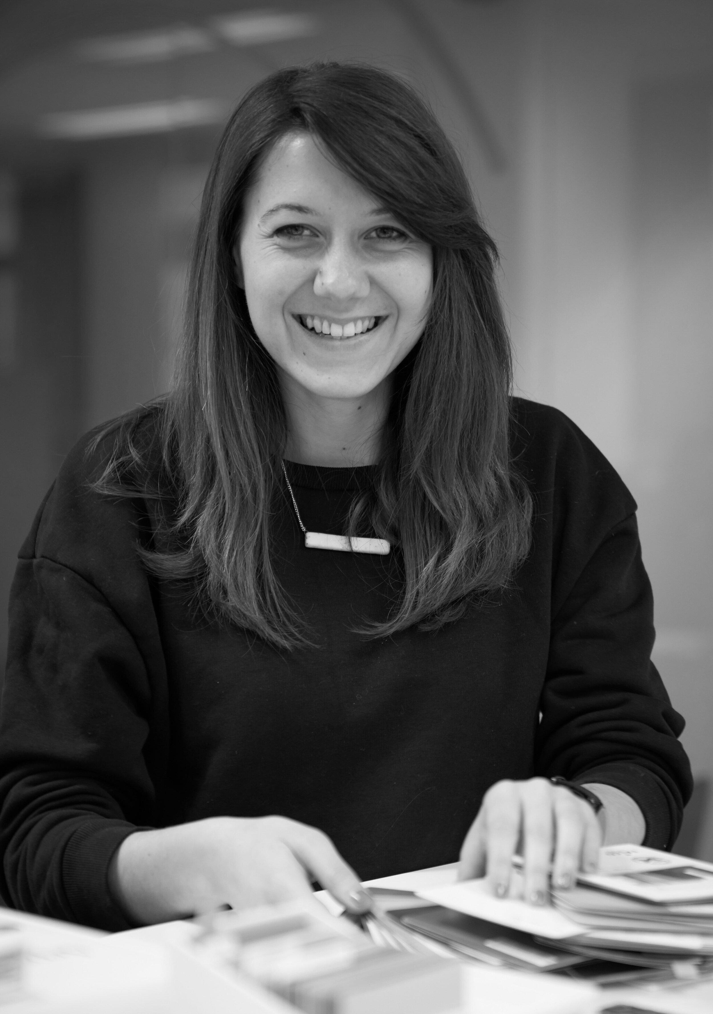 Ines Antal, Graphic Designer