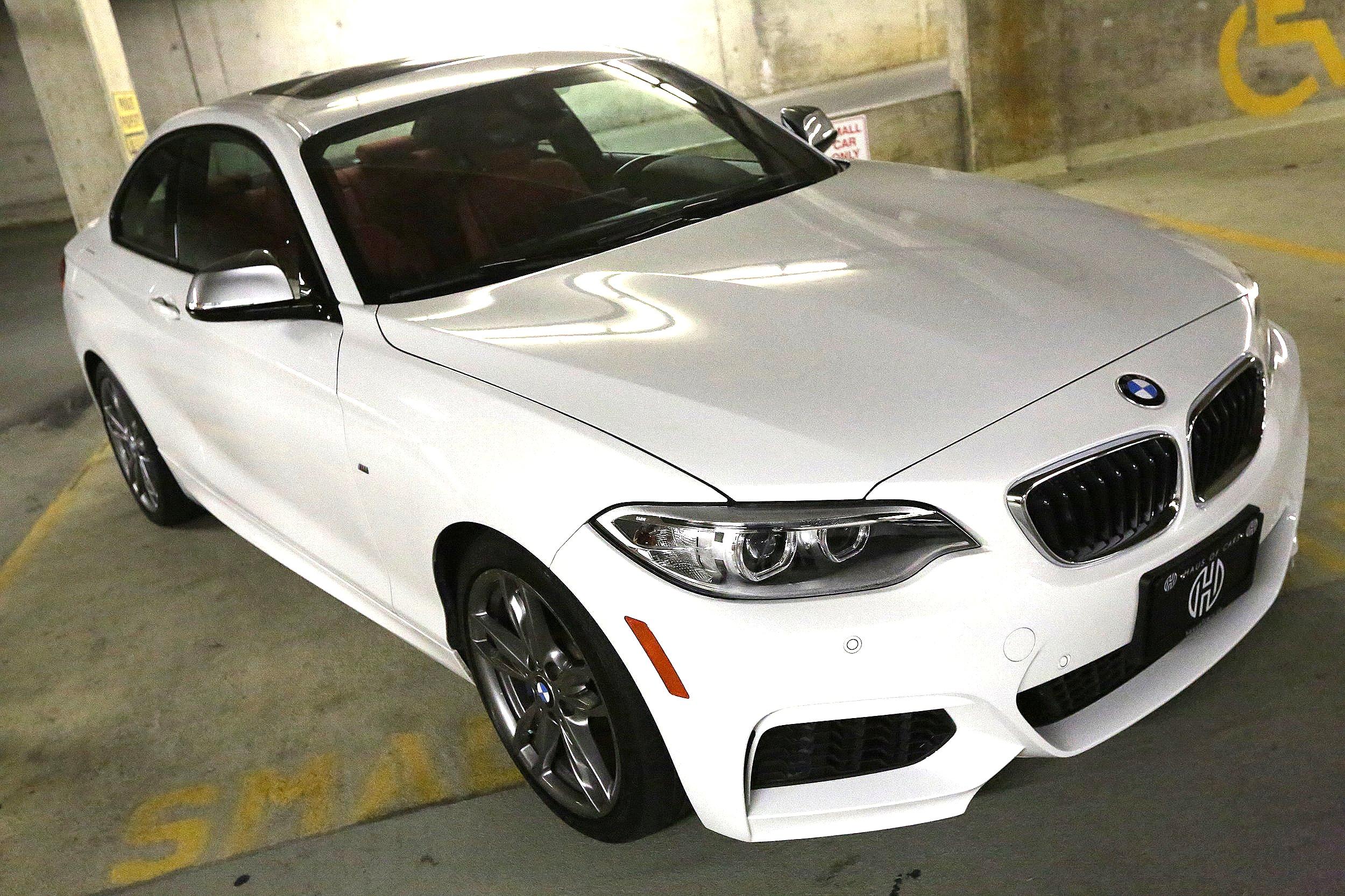 2015 BMW m235I -
