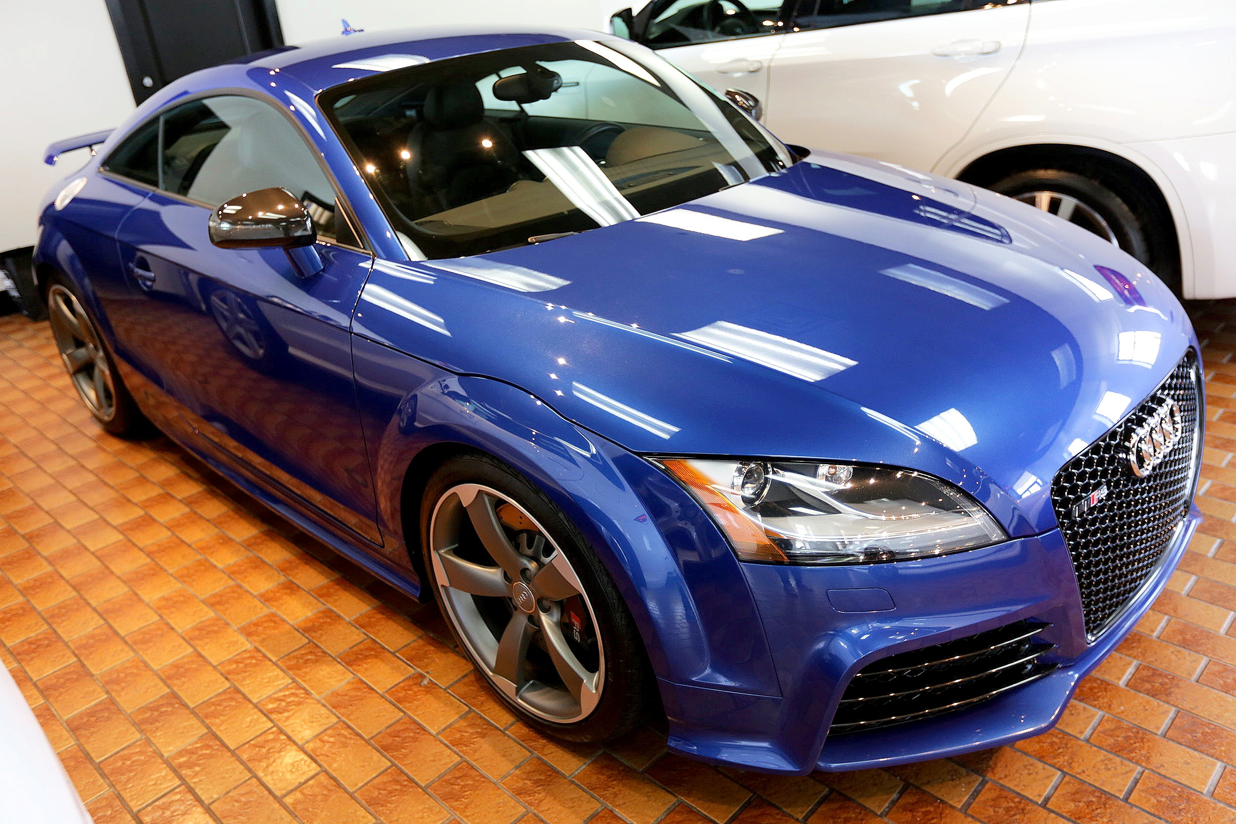 2013 audi ttrs coupe, manual -