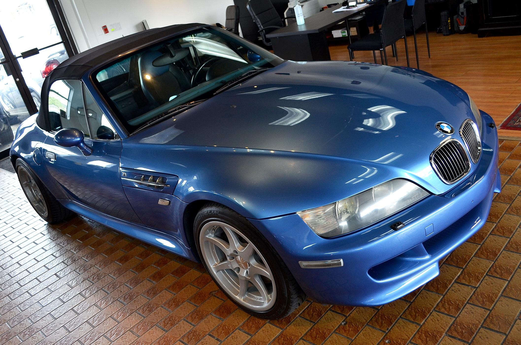 2000 BMW z3 m roadster, 5 spd -