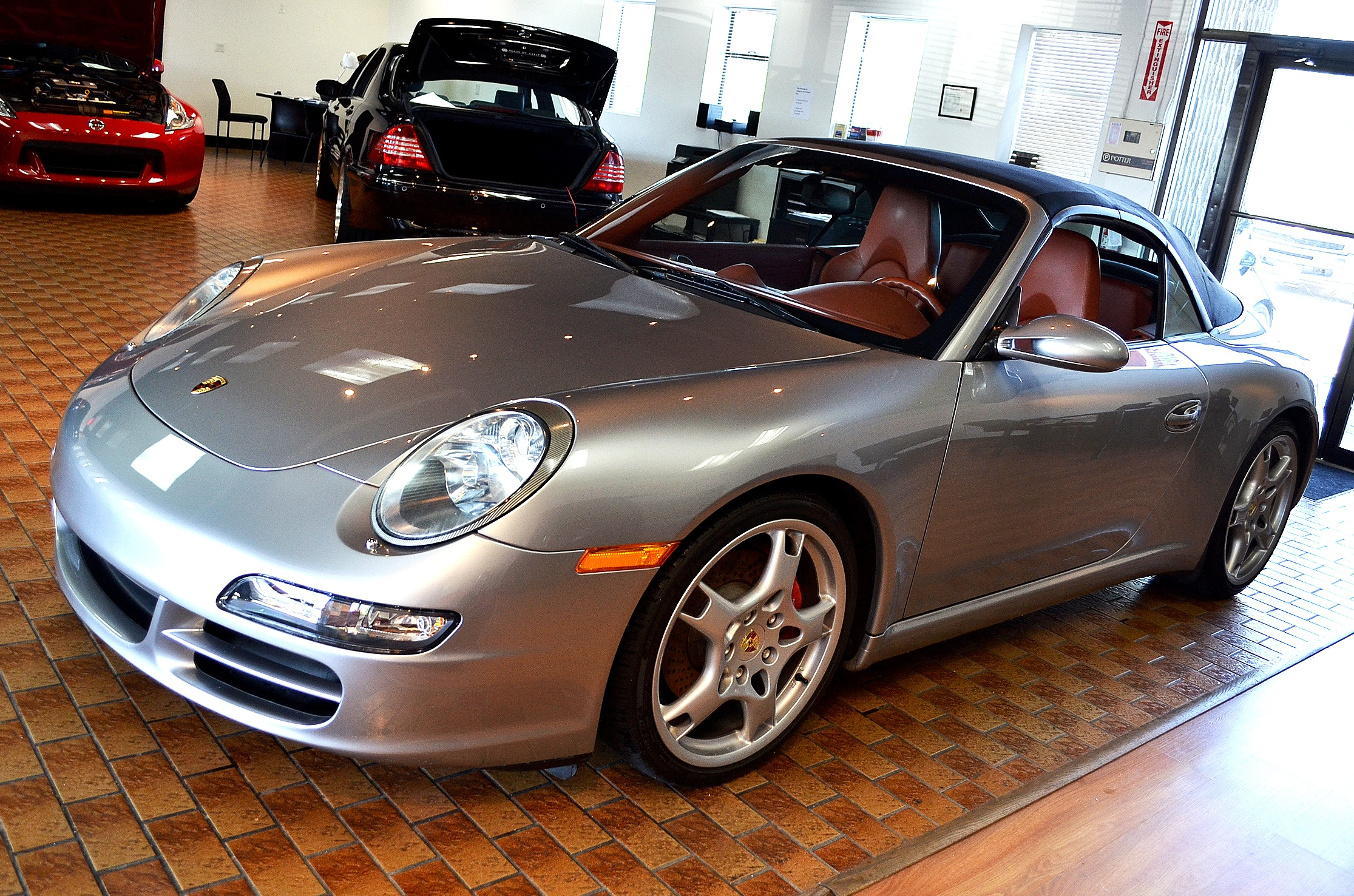 2005 PORSCHE 911 CARRERA C2 S -