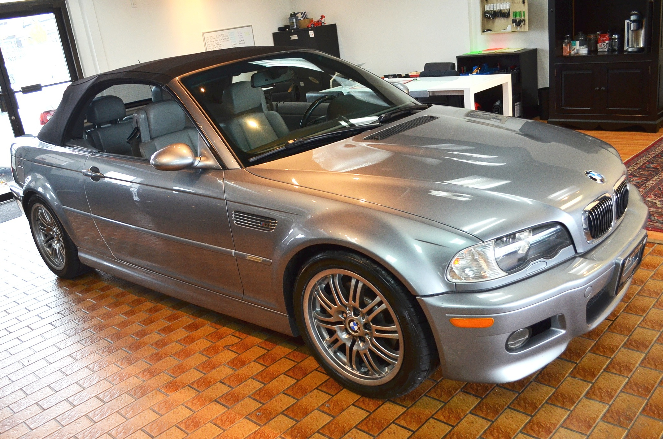 2005 BMW M3 CONVERTIBLE, SGM -