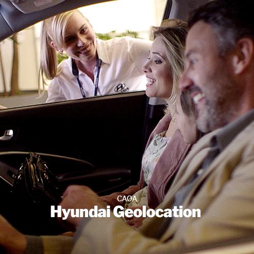 Caoa Hyundai Geolocation