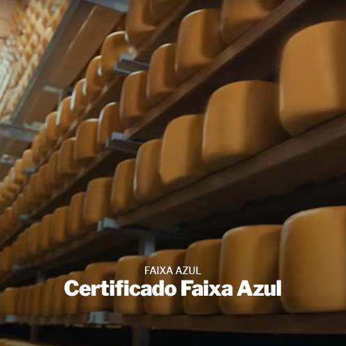 Certificado Faixa Azul