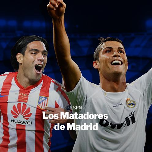 ESPN - Los Matadores de Madrid