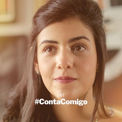 #ContaComigo