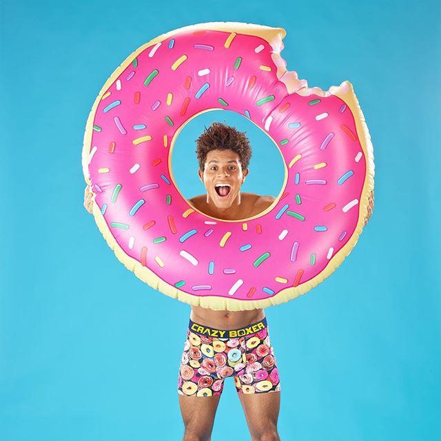 Go nuts for donuts! 🍩🍩🍩🍩🍩🍩 #crazyboxer #gocrazyboxer #gocrazy