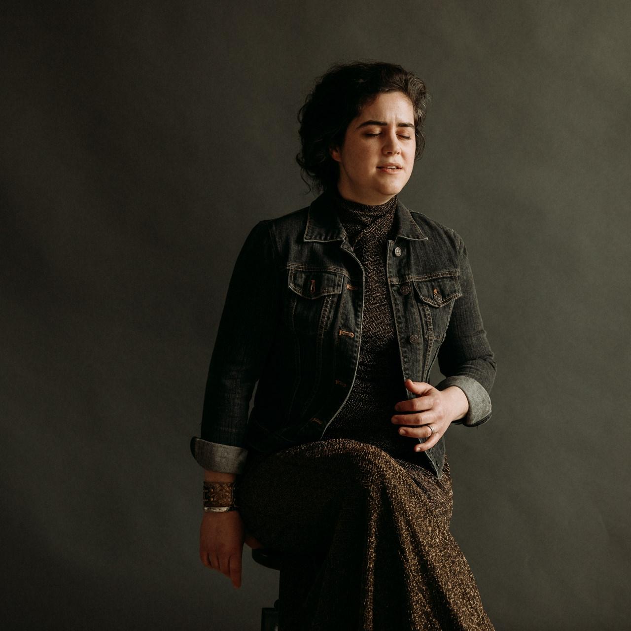 Voice teacher Ashley Daneman