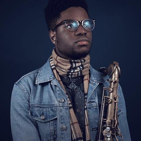 Saxophone Teacher Eddie Codrington