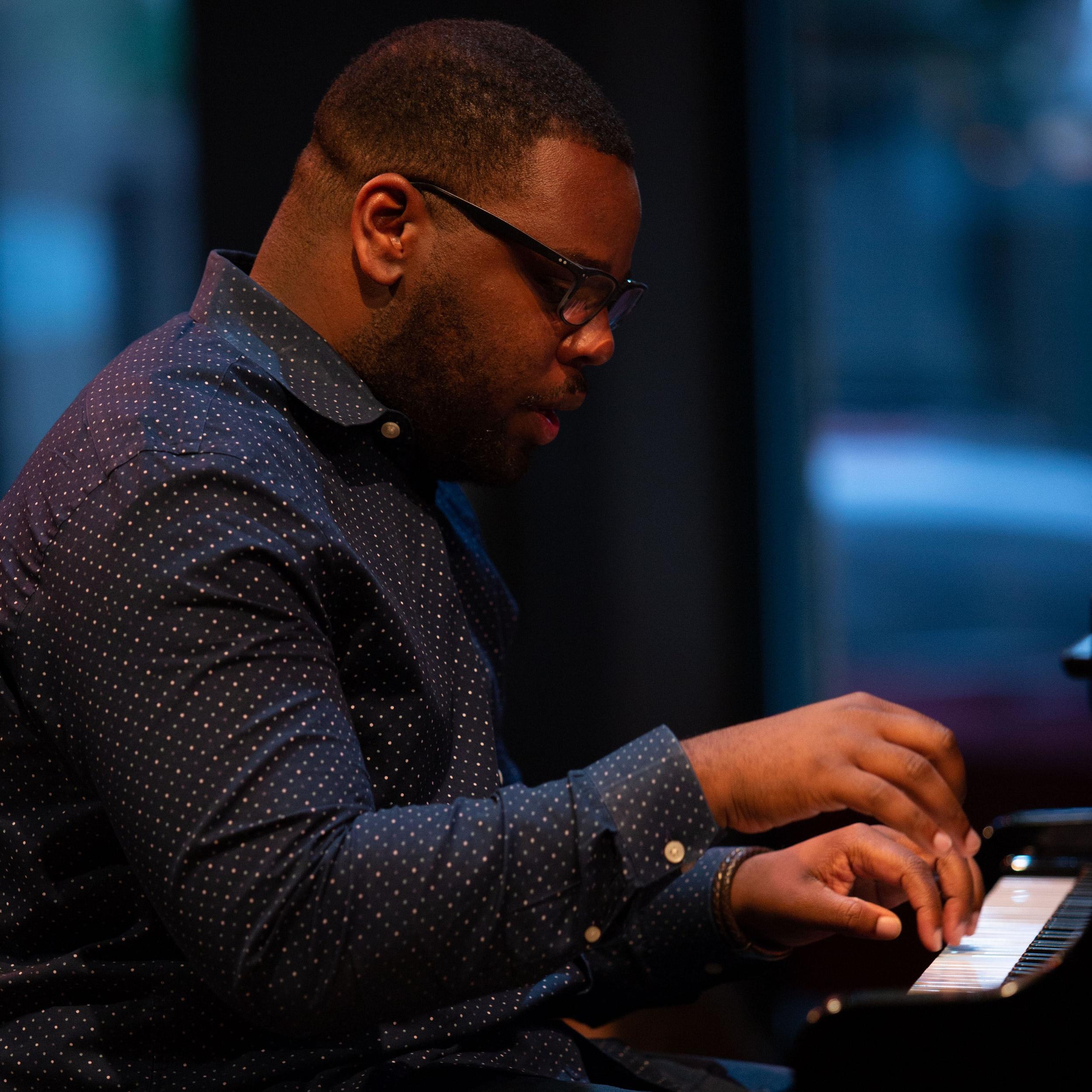 Jazz Piano Teacher Rufus Ferguson