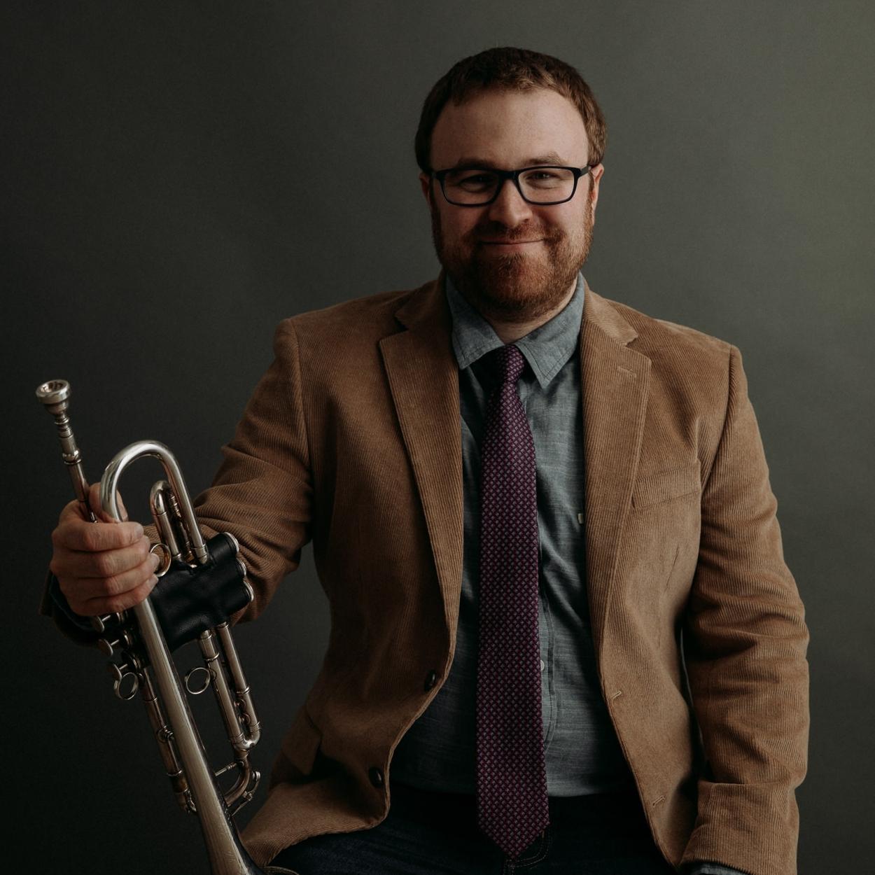 Trumpet teacher Benje Daneman