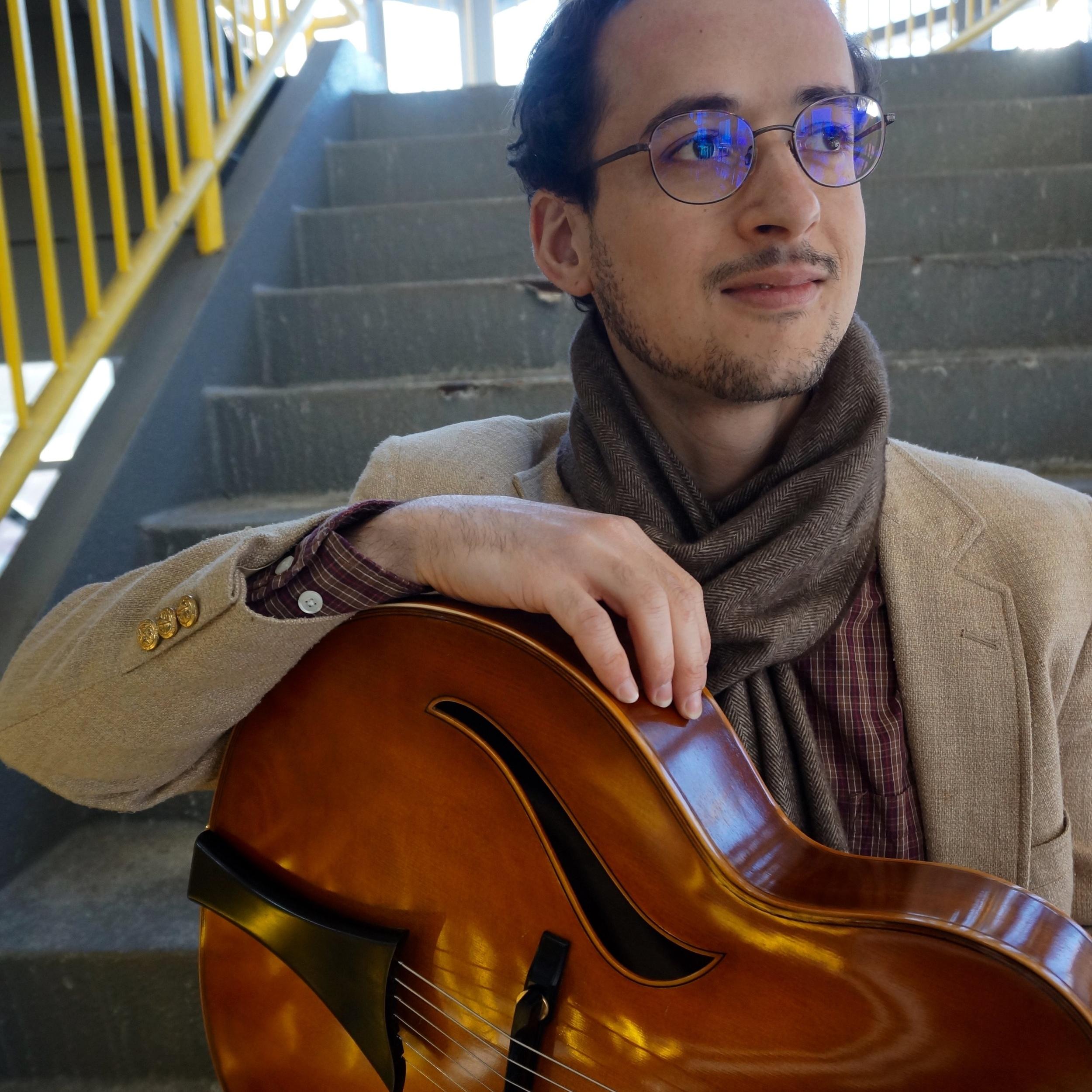 Guitar Teacher Andrew Saliba