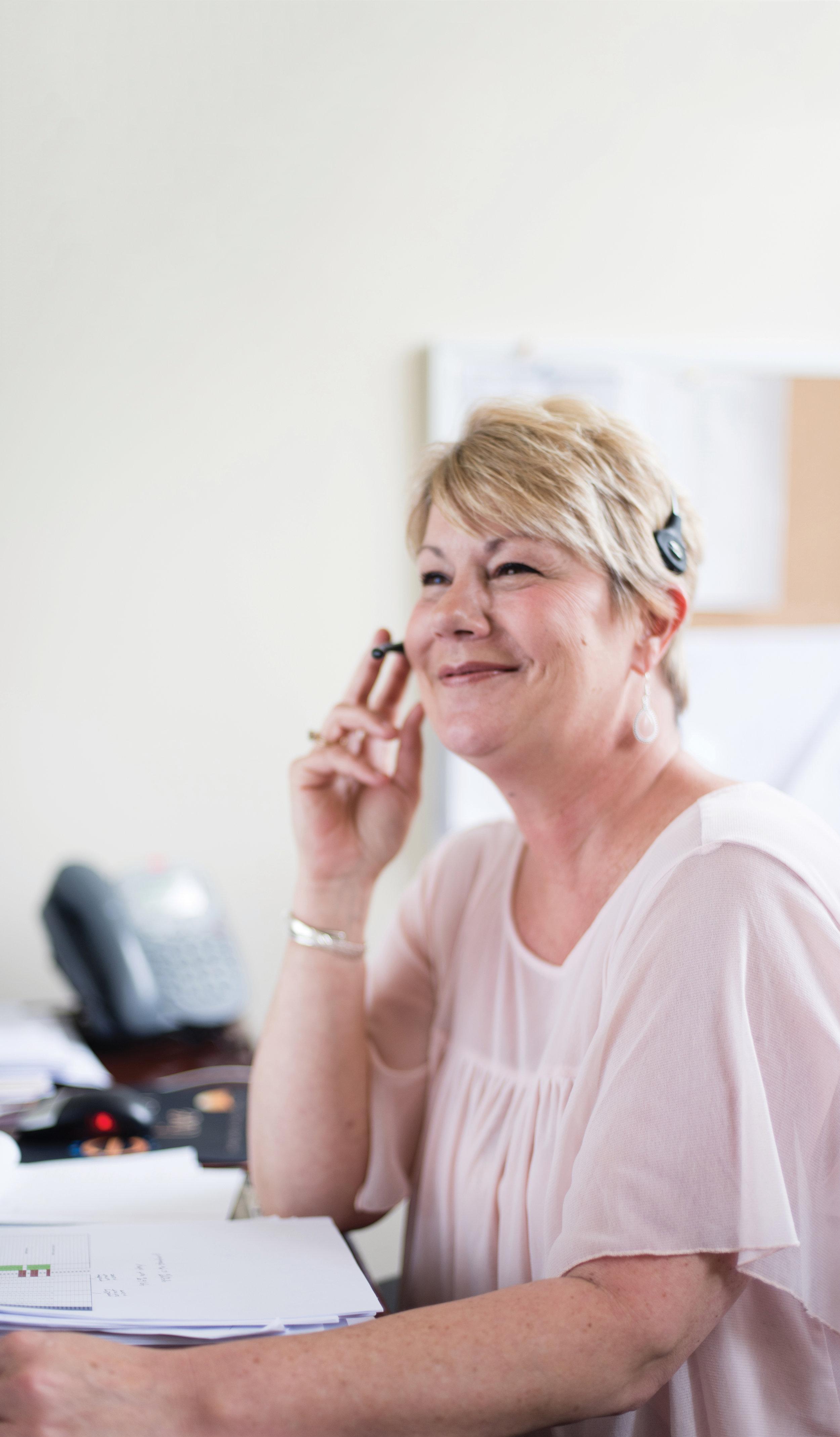Monica, Customer Care