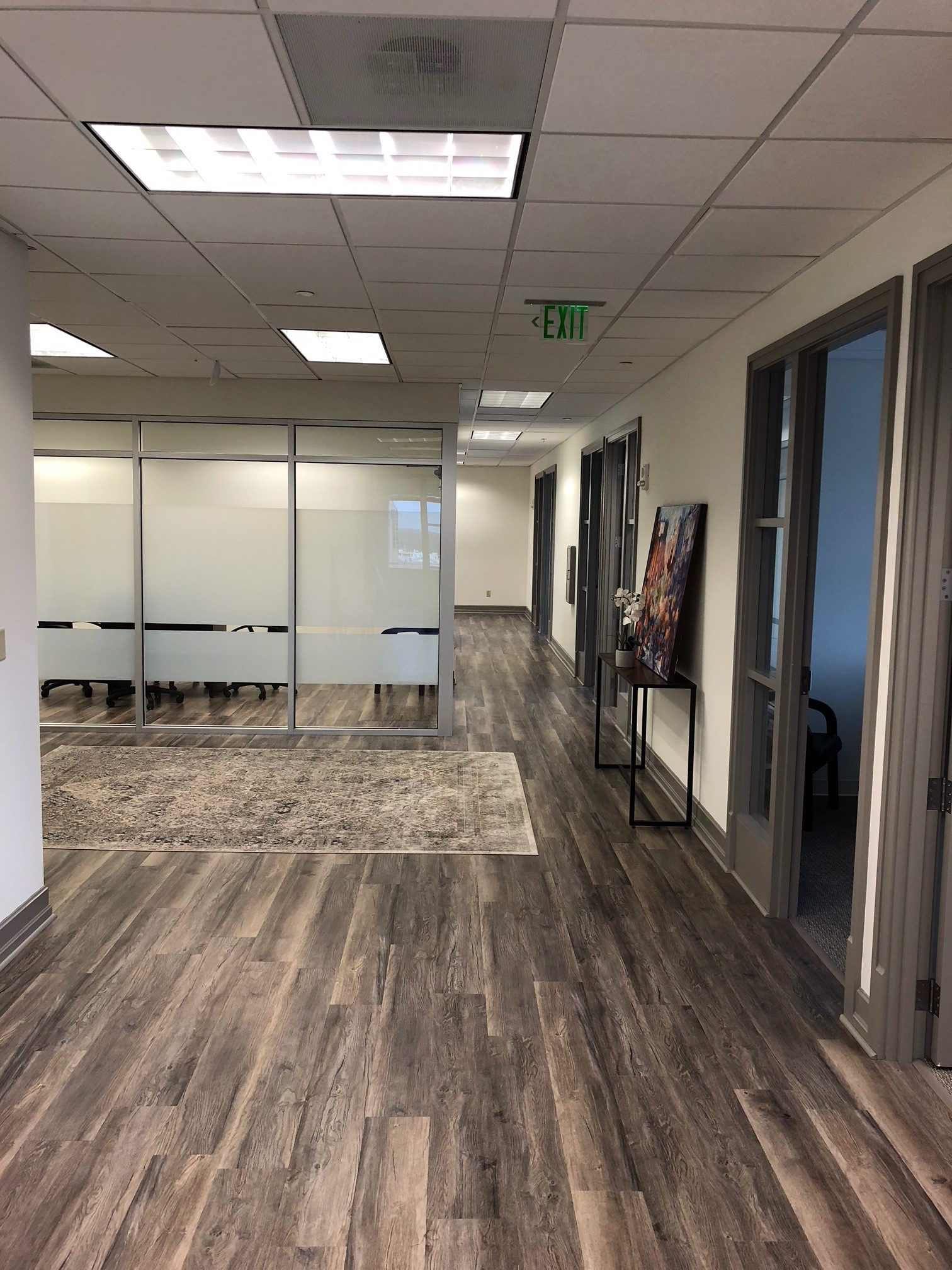 Downtown Columbia - 3,000 Square Foot Office Upfit in Columbia's Business District