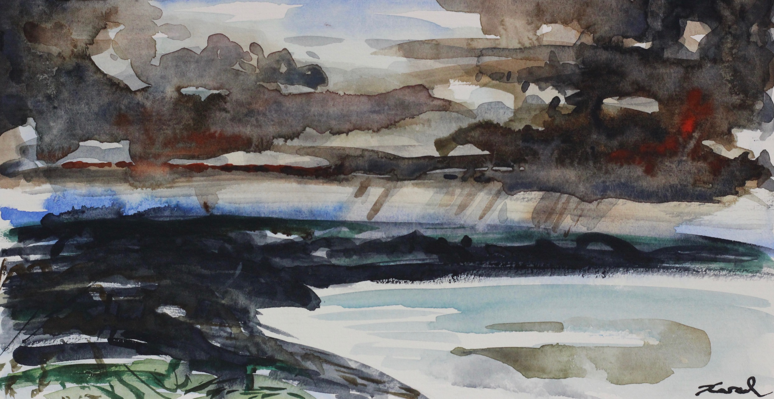 West Donegal - 15x30cm
