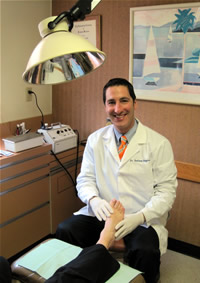 podiatrist andrew shapiro valley stream