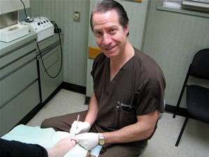 Valley Stream NY Podiatrist Michael Barkin