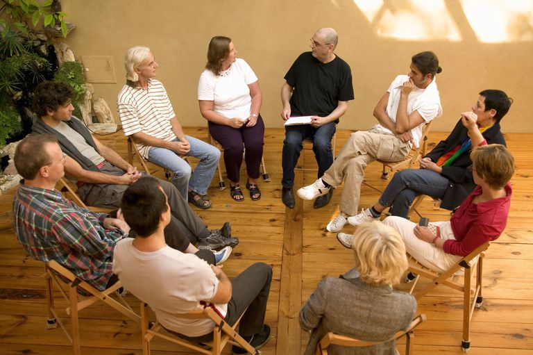- 8) Connect with a Therapist or Support Group