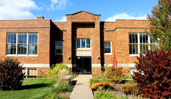 Our name - Our collaborative-based approach to real estate transactions is a different model in the industry. You can find our office in the historic and re-purposed former Model Elementary School.Model Real Estate2211 Berkey Avenue, Goshen, Indiana