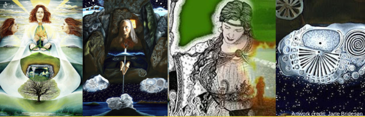 """RECLAIMING SUPPRESSED """"HER""""STORIES - Exploring Irish Indigenous Wisdom in a Global Context."""