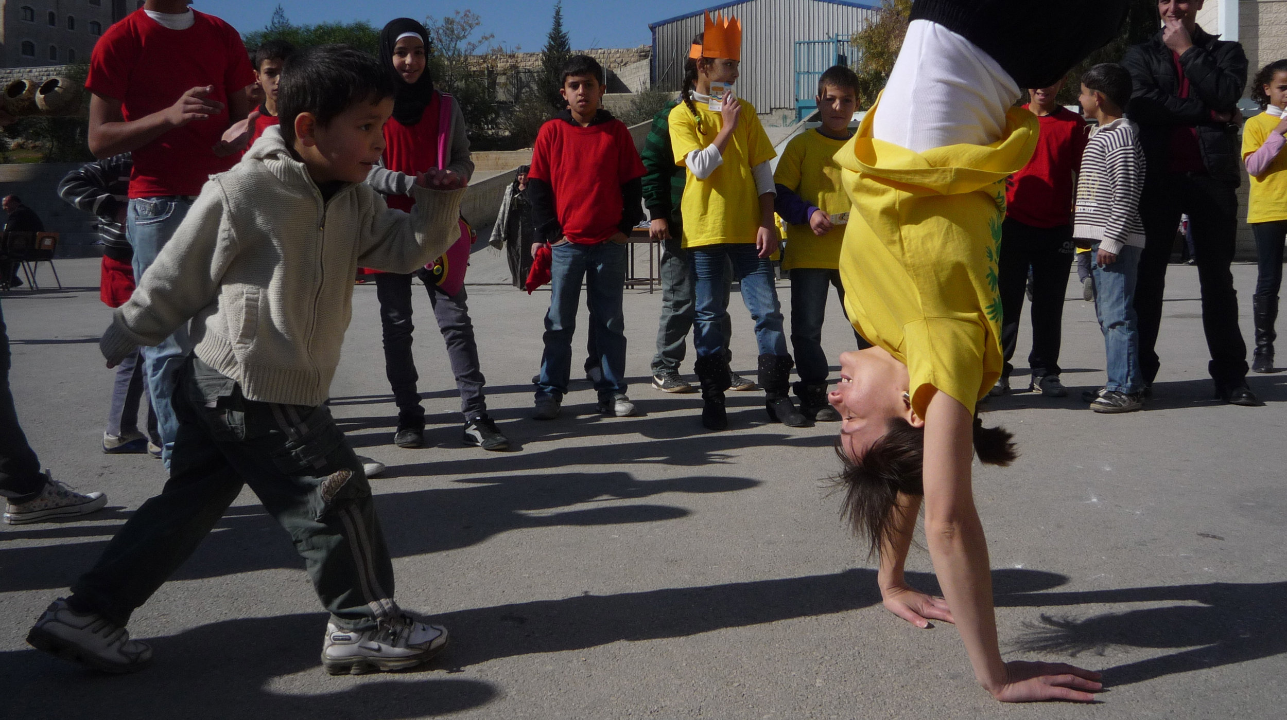 Child Protection day Shu'fat 2012 oPT.jpg