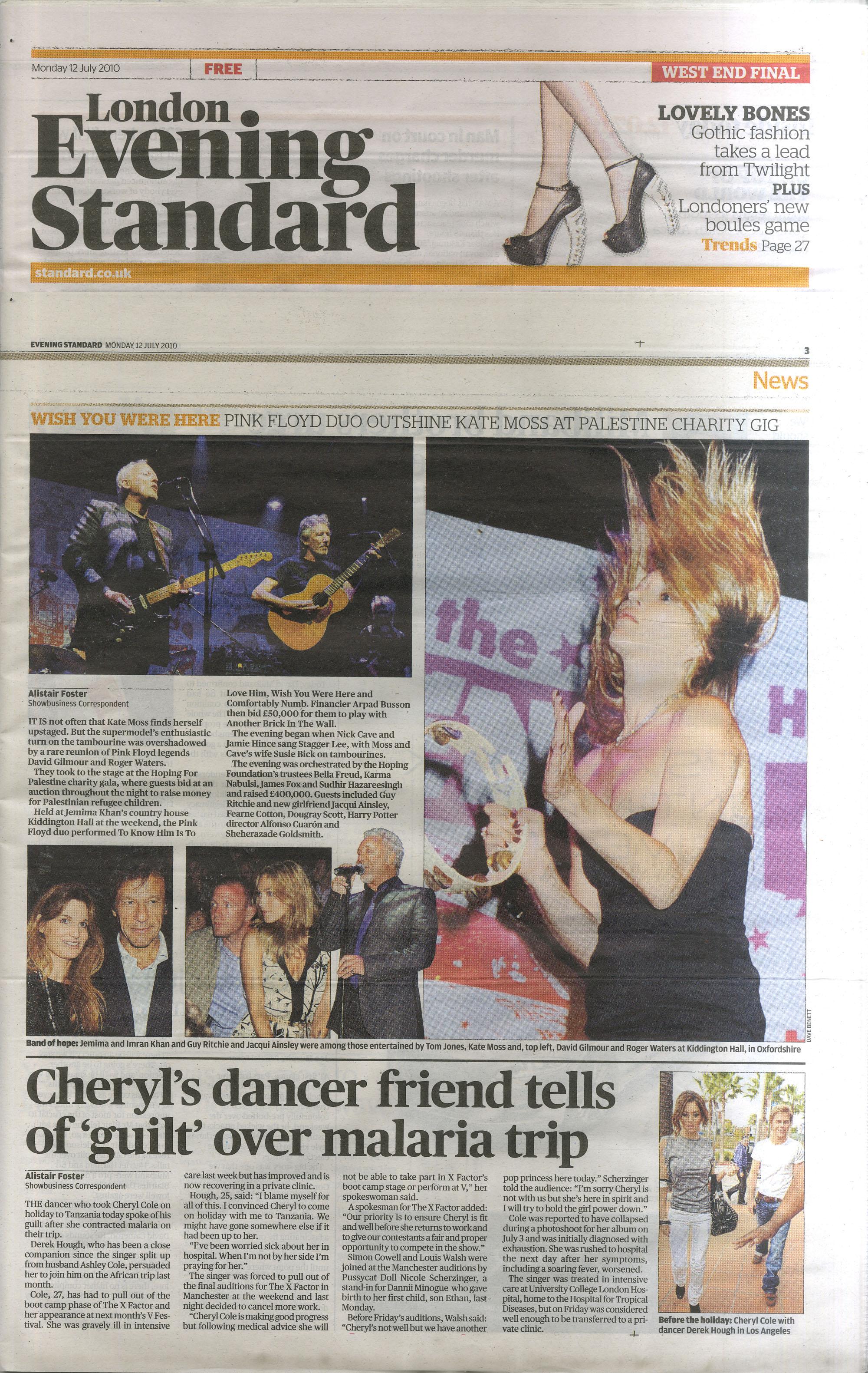 Evening Standard editorial 12 July 2010 .jpg