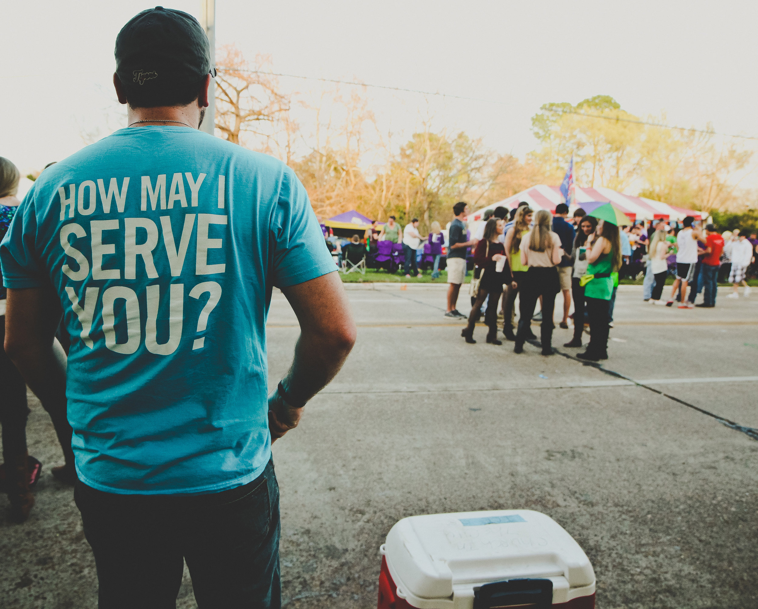 Serve Teams - Join on any of our serve team today and make an impact in someones life here at The River.