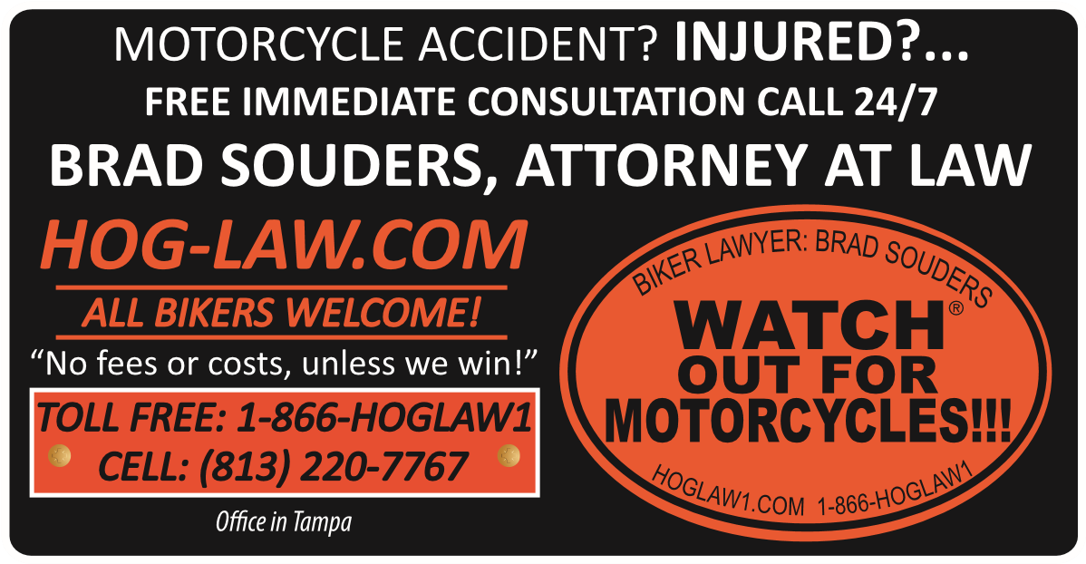 Hog Law P.A.  Address: 115 S.Fielding Avenue Tampa  Phone: (813) 254-5155   Website