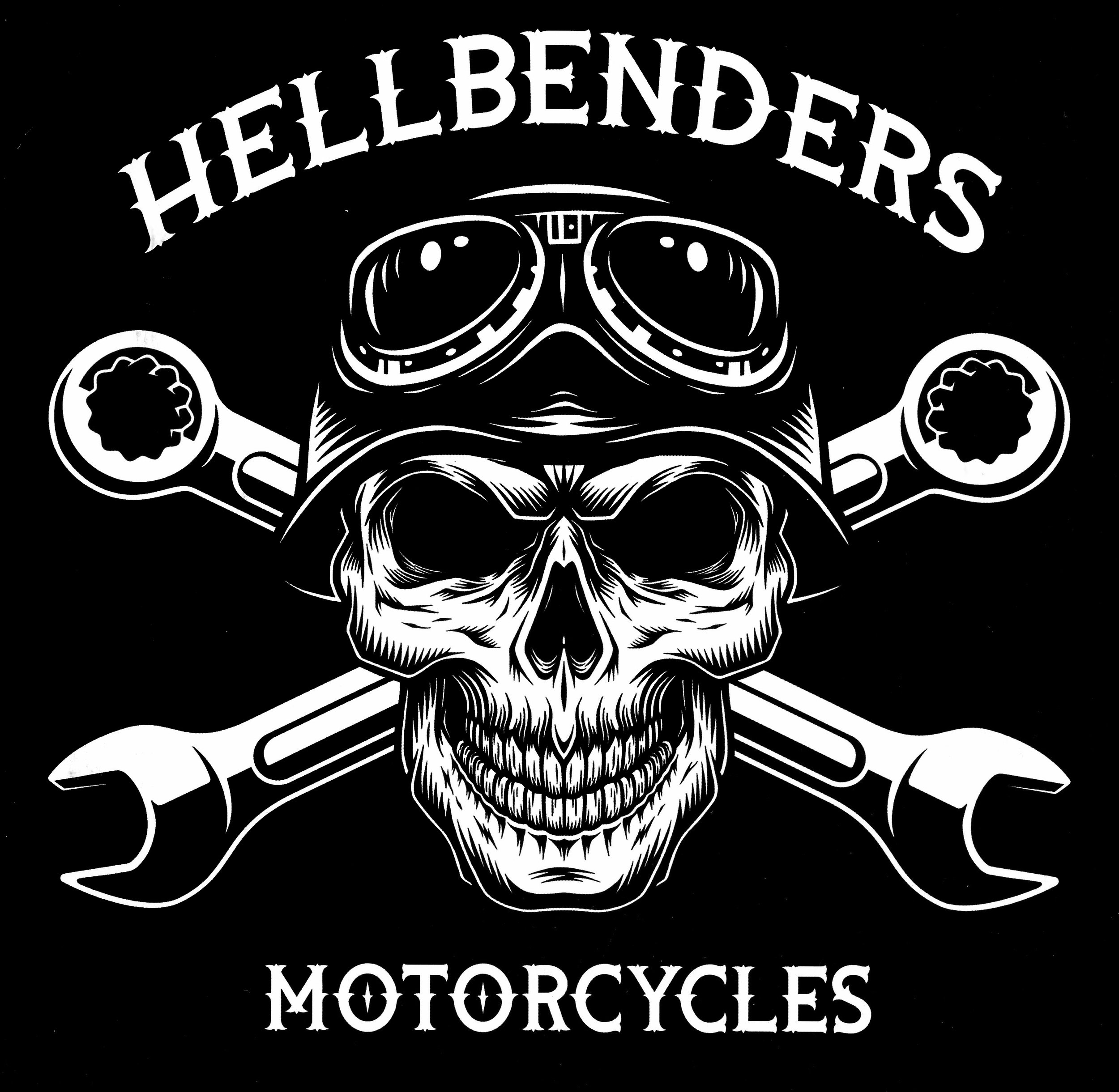 Hellbender Motorcycles logo white on black 2019.JPG