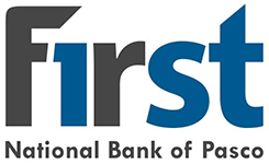 First National Bank of Pasco   Address: 13315 US Hwy 301 Dade City  Email:  info@fnbpasco.com   Telephone: 352-521-0141   Website    Facebook