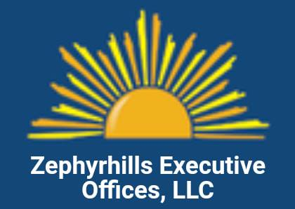 Zephyrhills Executive Offices   Address: 5344 9th Street Zephyrhills  Email:  sam@zephyrhillsexecutiveoffices.com   Telephone: 203-623-7794   Website