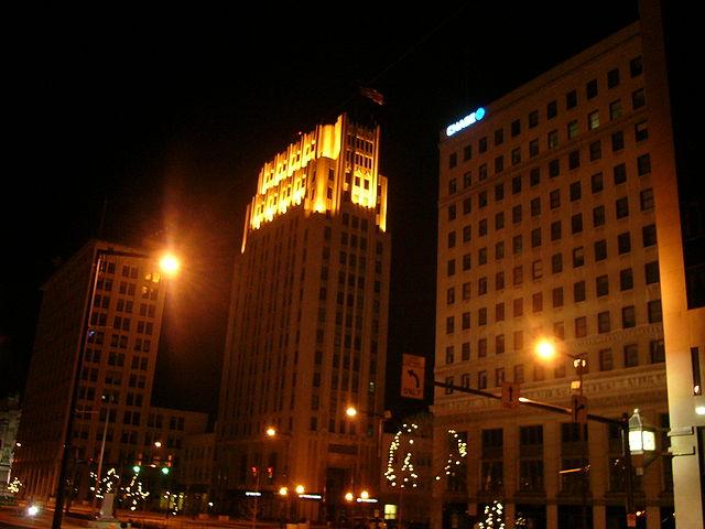 Ytown downtown