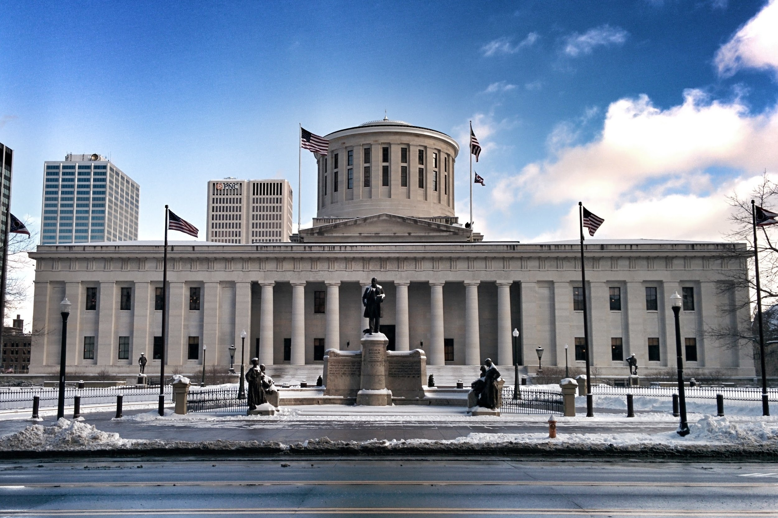 2018 Policy Platform - The mission of the Greater Ohio Policy Center is to champion revitalization and sustainable growth. We believe Ohio deserves robust, effective policies and practices that reinvigorate communities.