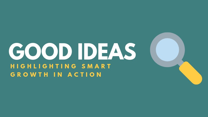 Good Ideas (Coming Soon!) - Good things are happening in Ohio. Good Ideas is an new initiative by Greater Ohio Policy Center to highlight the important work that is taking place in our state and region.
