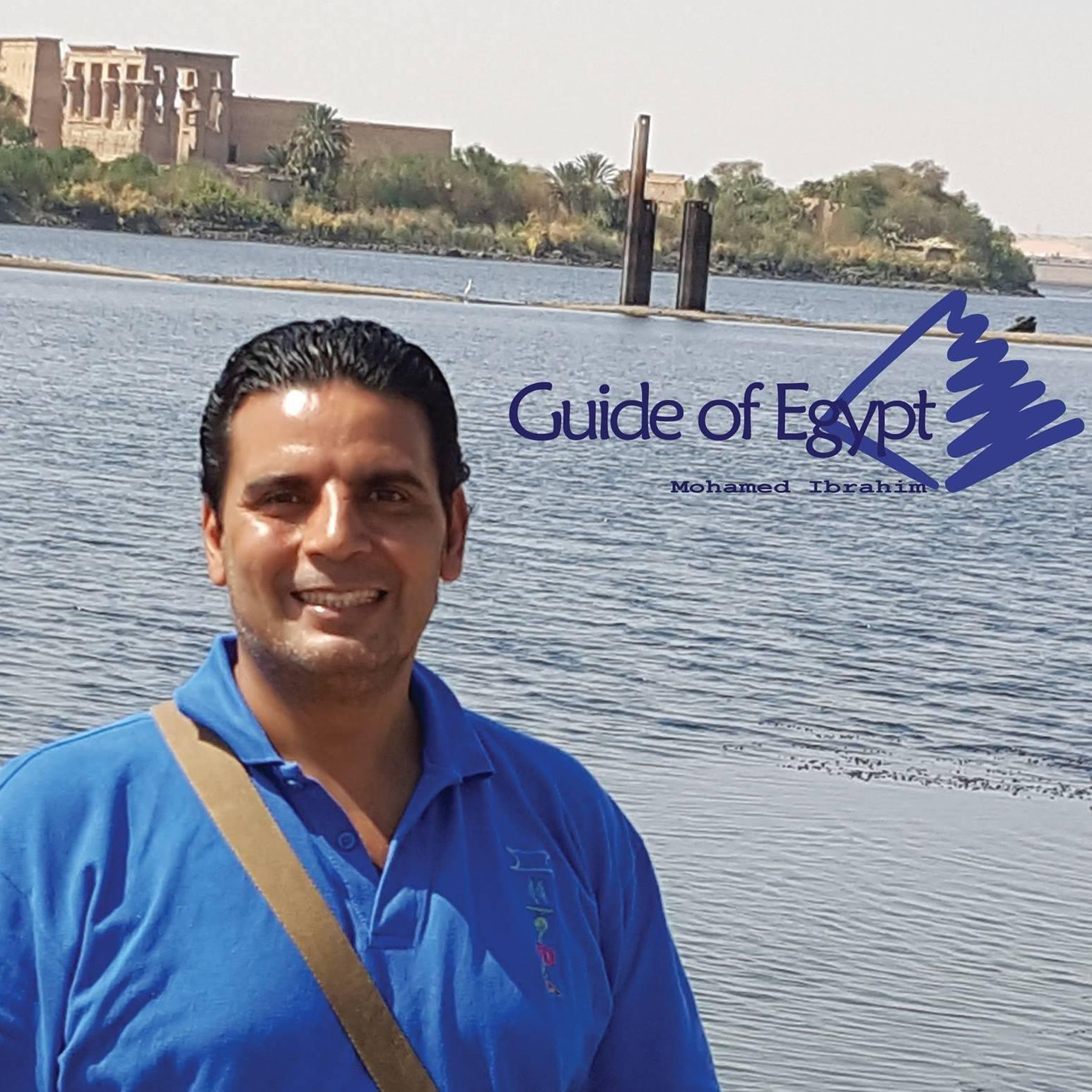 Mohamed Ibrahim - Egyptologist/Khemitologist, Hieroglyphics Expert, Tour Guide, Director